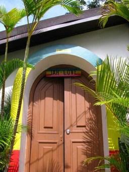 Bob Marley's Mausoleum, Nine Mile, Jamaica