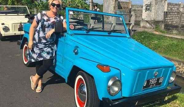 VW safari tour bali