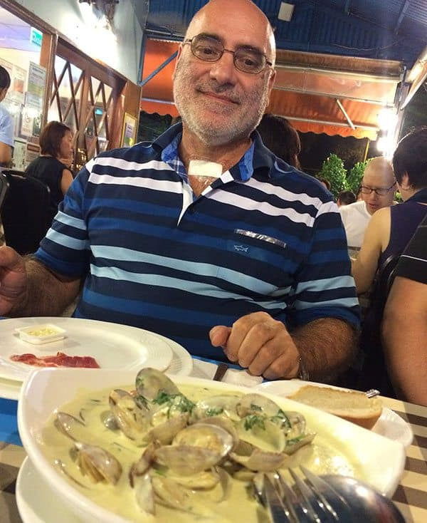 Macau clams