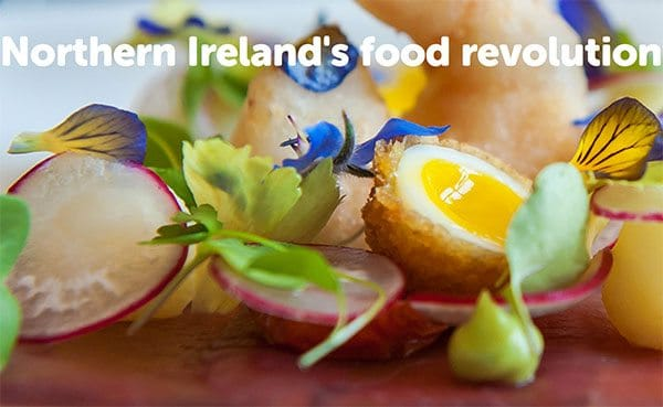 Irish fine food