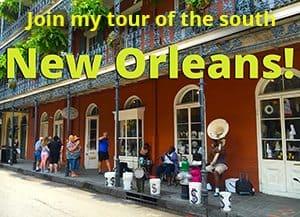 New Orleans tour