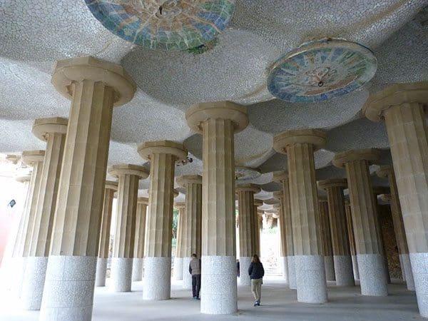 Gaudi's archecture