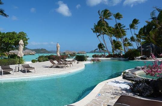 Inside The Pearl Resort And Spa Bora Bora