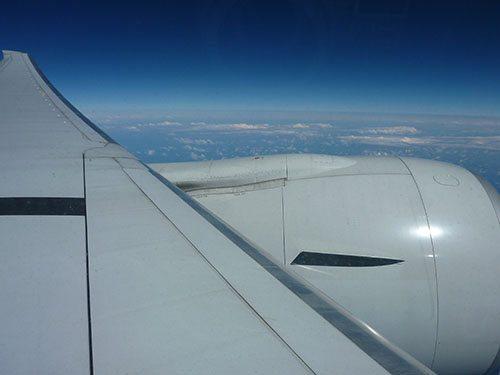 Plane review