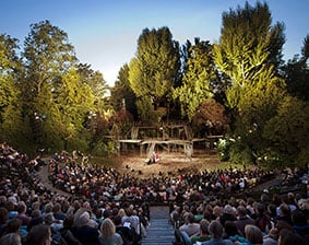 Shakespeare in Regents Park