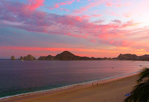 Cabo sunset