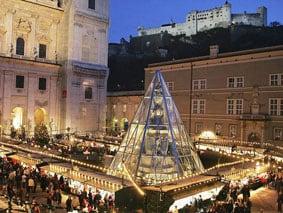 Salzburg Christmas Market.6 Magical Christmas Markets In Europe
