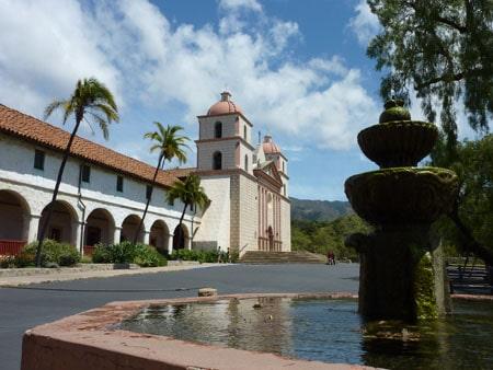 Spanish Mission, Santa Barbara