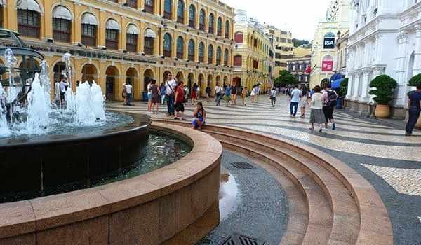 Senado Macau