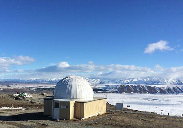 Mt John telescope