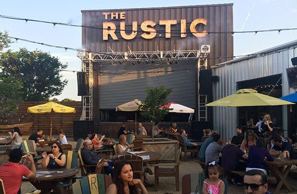 Rustic Dallas