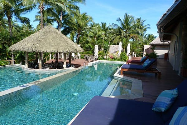 Outrigger Fiji adults pool