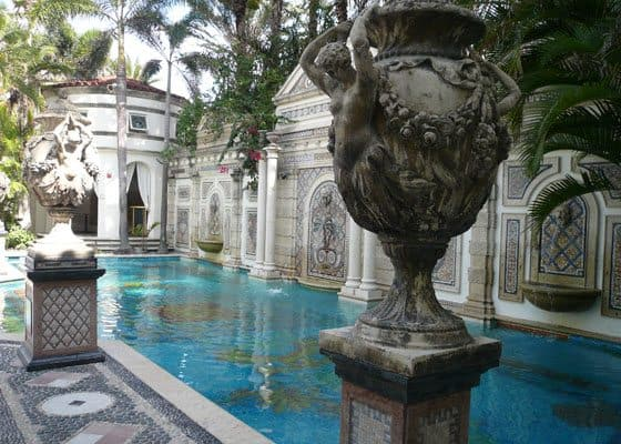 A peek inside Gianni Versaces Miami mansion  Blogger at Large