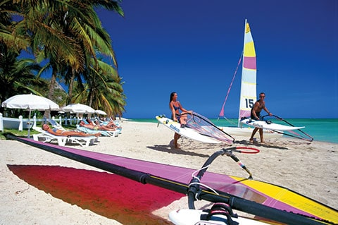Windsurfing New Caledonia