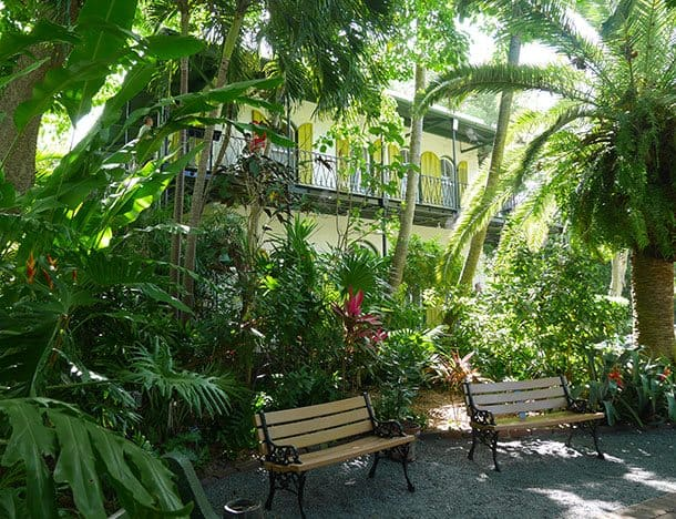 Ernest Hemingway's house