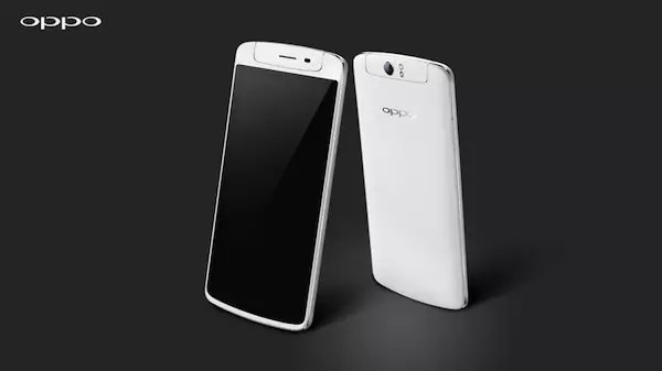 OPPO N1 Preview