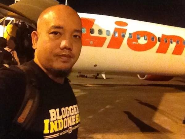 Night Flight to Jogjakarta