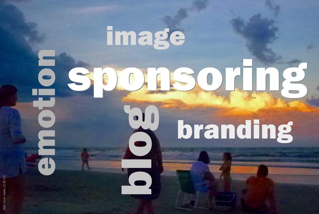 Blog-Sponsoring (Bild: Oscar Ayala, CC BY 2.0)