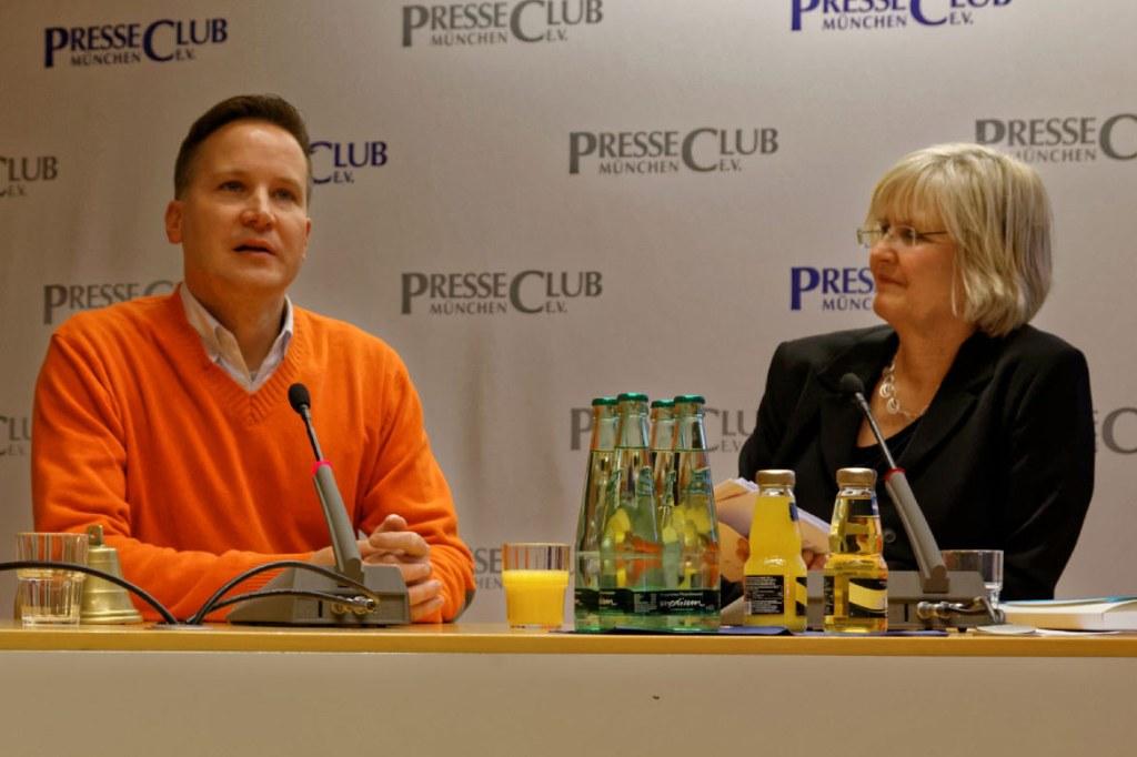 Richard Gutjahr, Karin Hertzer