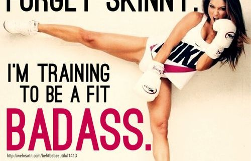 fitness workout blogger