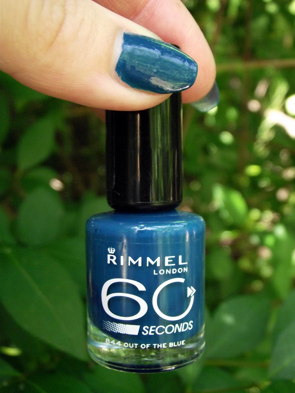 rimmel london 60 seconds nail polish (5)
