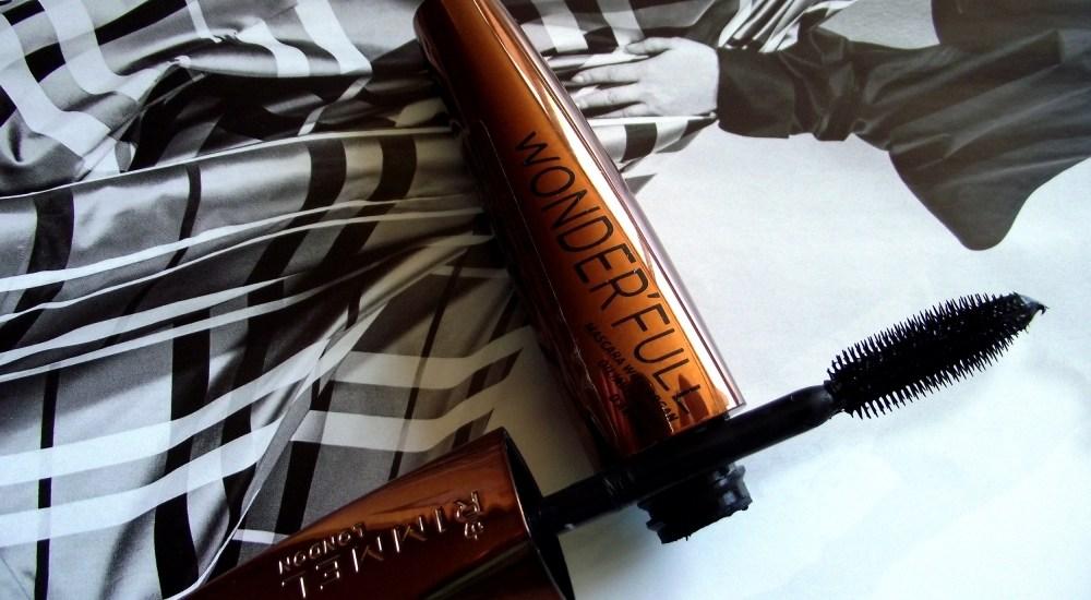 8857d616fce Rimmel London Wonder'full Mascara with Argan Oil - Review