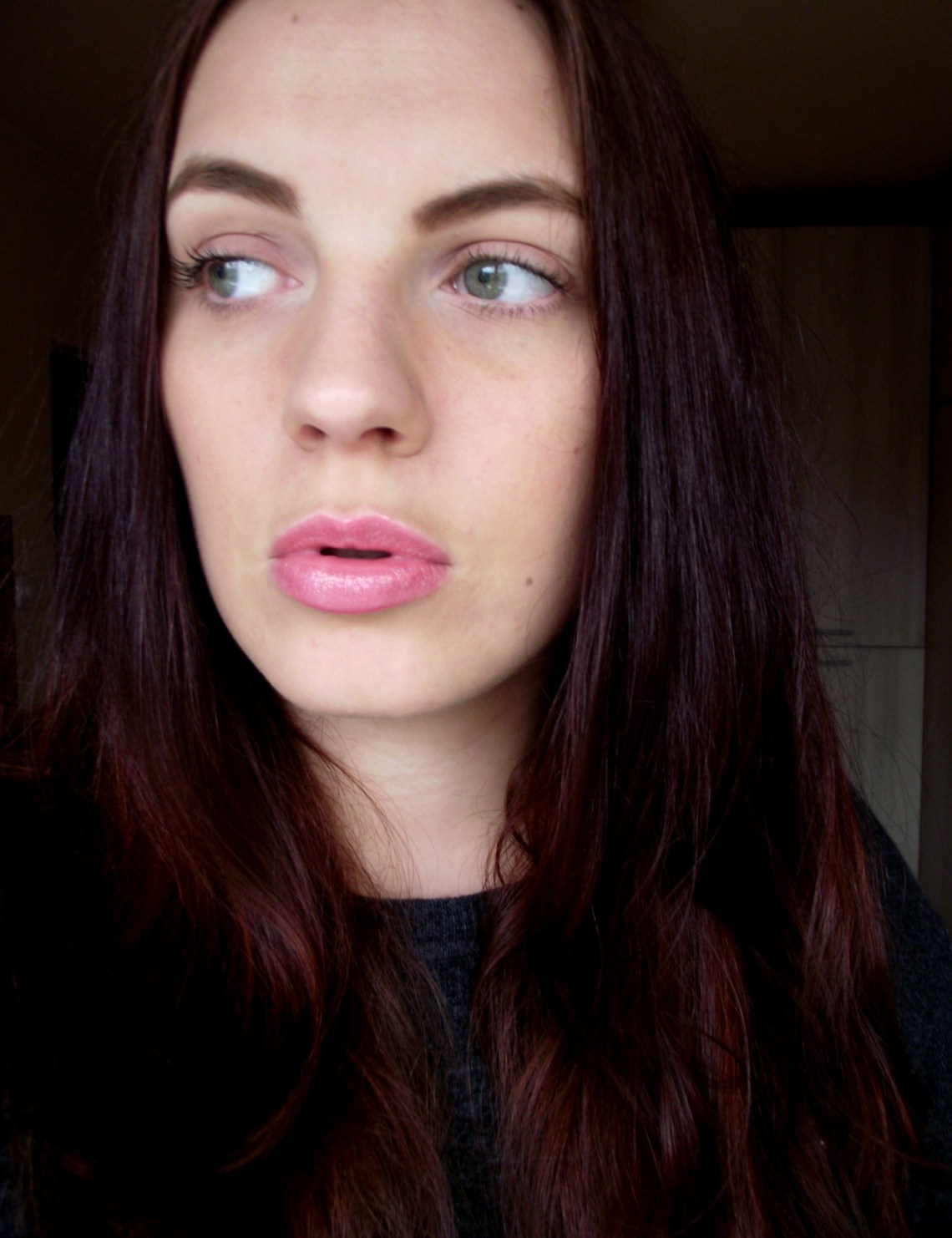 quick 10 minutes make-up look (2)