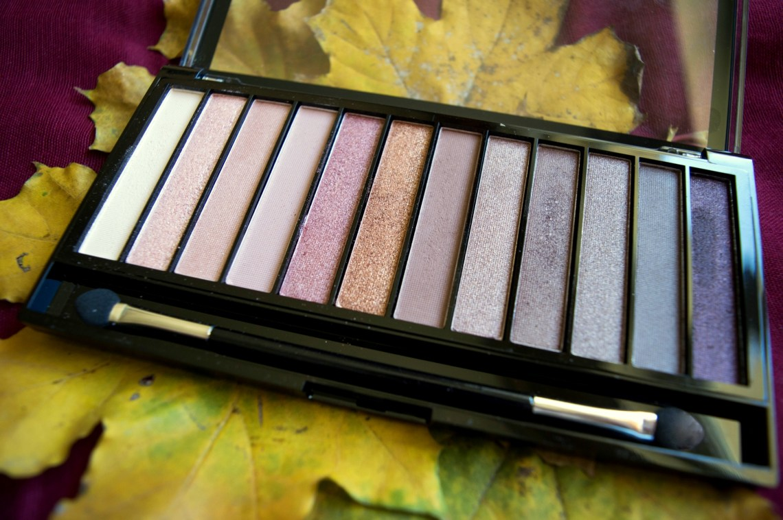 makeup revolution iconic 3 eyeshadow palette review and swatches (3)