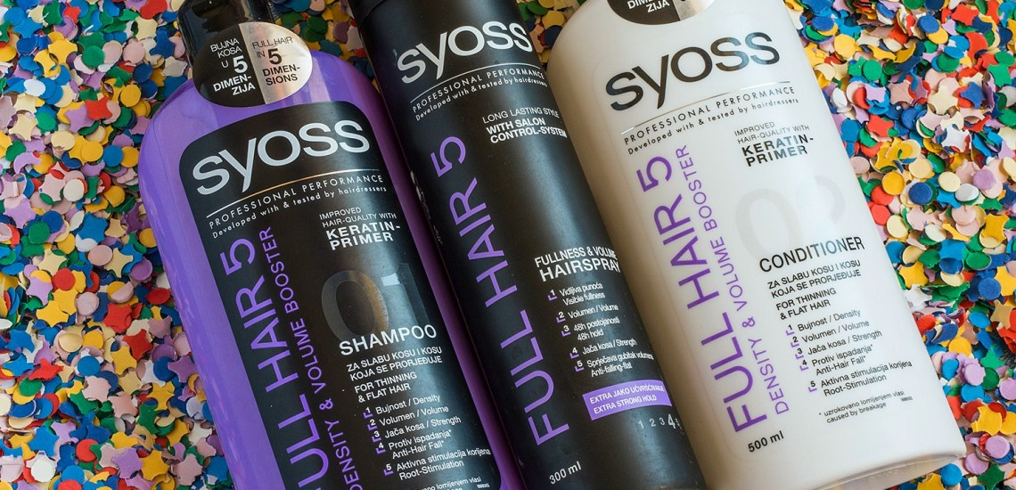 1f887ef0f3 My Hair Care Routine with Syoss Full Hair 5 - Bloggerissa