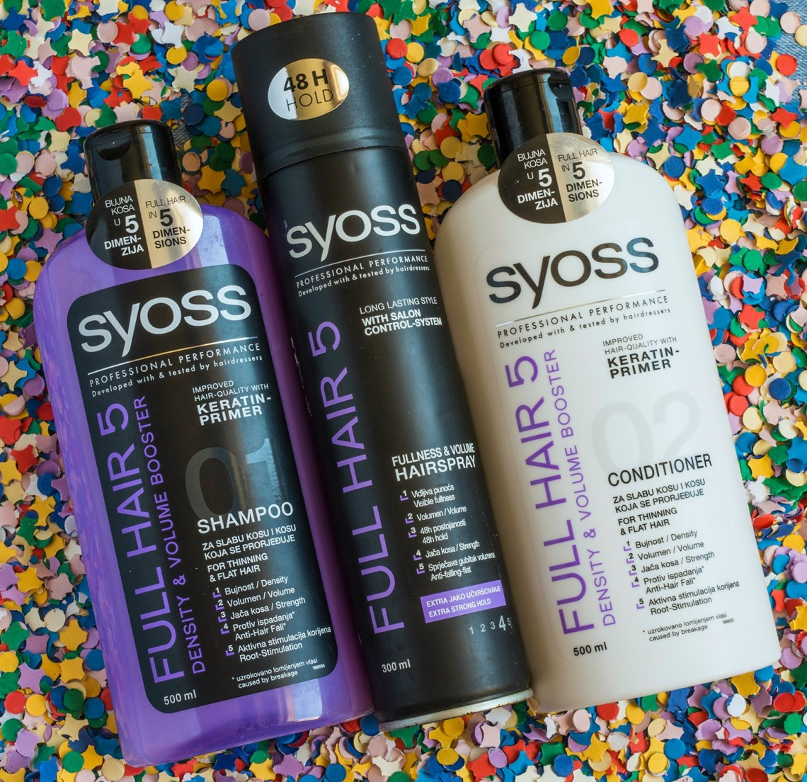 syoss full hair 5 - my hair care routine (2)