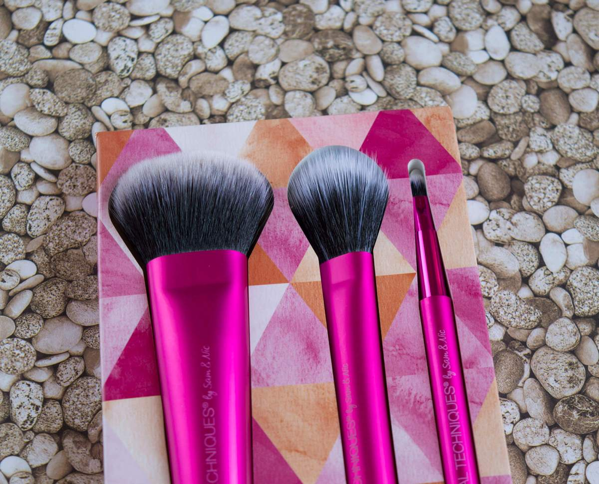 Real Techniques Brushes: Cheek and Lip Set (Limited Edition) Review
