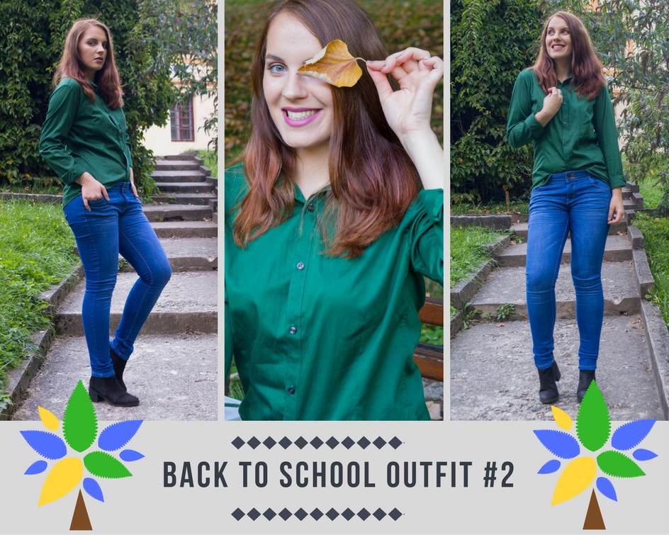 Back To School Outfit #2: The Perfect Pair of Jeans