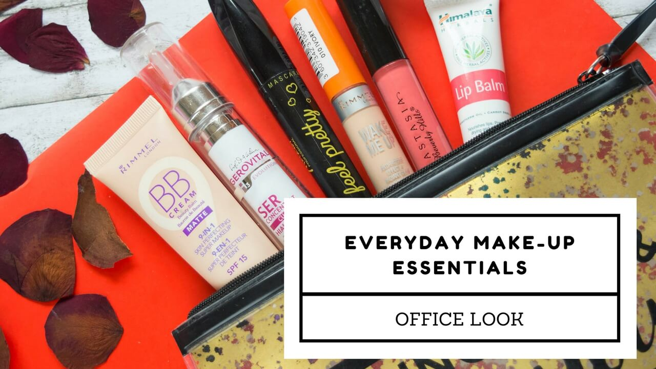 Hair4 and Beauty everyday makeup essentials catalog photo