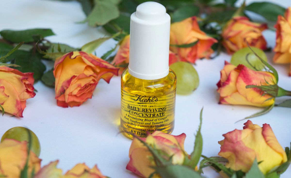 Kiehl's Daily Reviving Concentrate Review | Is it worth the money?