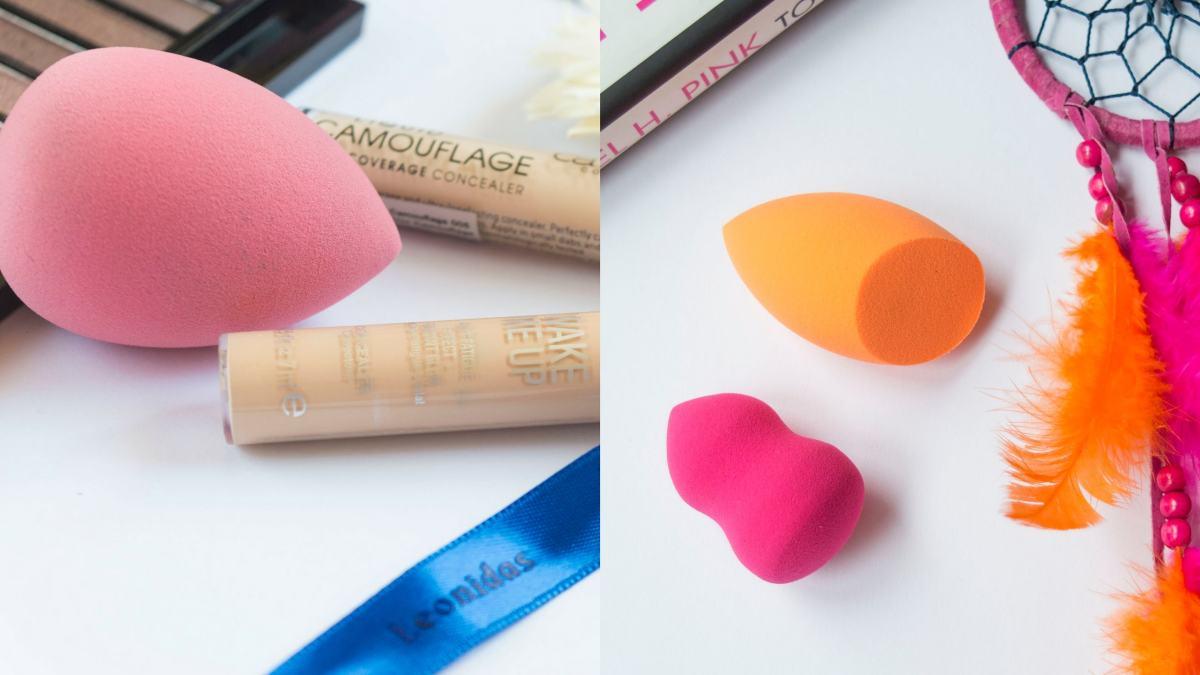The Battle of Drugstore Beauty Blenders: Ebelin vs. Real Techniques vs. KillyS