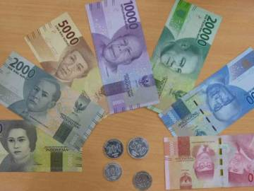 uang baru Indonesia 2017
