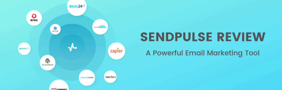 SendPulse Review 2019: Easy & Affordable Email, SMS, & Web Push Notifications Platform
