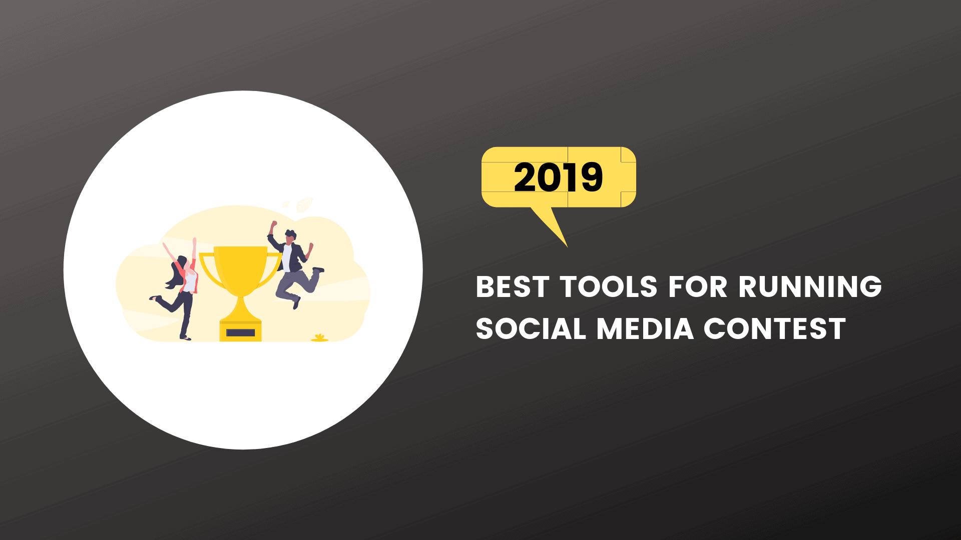 Social Media Contests Tools