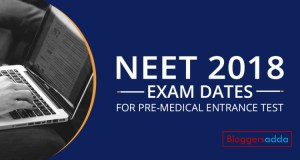NEET 2018: Exam Date, Application Form Available, Pattern, Admit Card