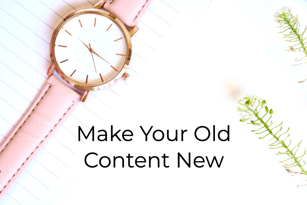 Stop Creating New Blog Posts and Employ this Strategy Instead header