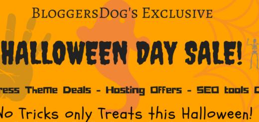 best halloween wordpress deals