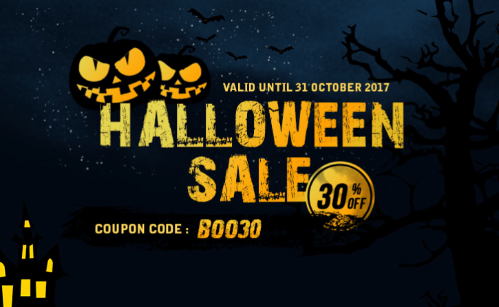 Themify Halloween WordPress Deal