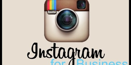 instagram for company business