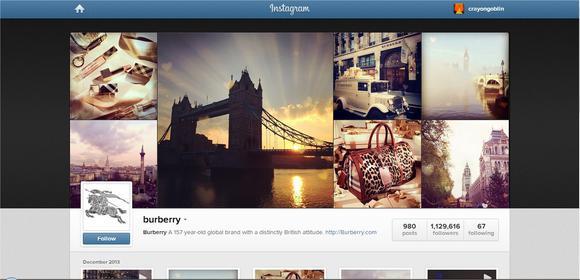 Burbeery Instagram Followers