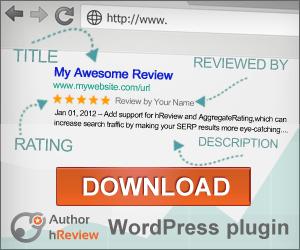AuthorH review plugin details