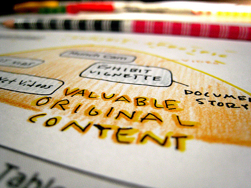 Create Compelling Contents for high rank in Search Engine
