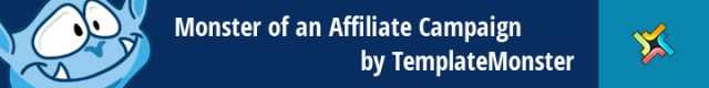 Template Monster Affiliate Progam
