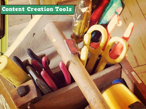 Ten Amazing Tools to Boost Your Ideas for Killer Content Creation