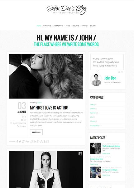 JohnDoeBlog