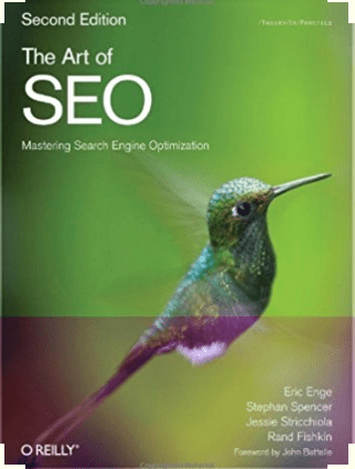 The art of SEO - best seo books